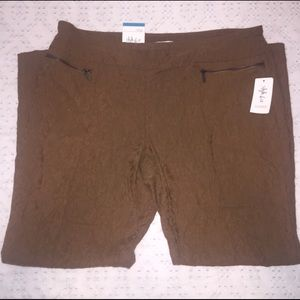 Style & Co Pants - Style & Co skinny leg pull on pants size XL NWT